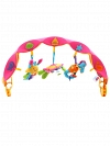 ARCO TAKE ALONG MUSICAL PINK D0131