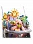 ARCO SUNNY STROLL D0098 AZUL TINY LOVE