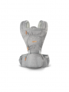 CANGURU HIPSEAT 0 A 15 KG FISHER-PRICE CINZA BB312