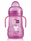 COPO DE TRANSICAO TRAINER MAM GIRLS 220ML 4224