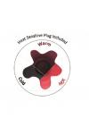 BANHEIRA FLEXIVEL AZUL COM PLUG TERMICO STOKKE W531904