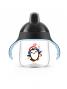 COPO PINGUIM 260ML-PRETO SCF753/03  826235