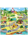 TAPETE BABY PLAY MAT 185 X 125 CM STORY WORLD SAFETY 1ST IMP91346