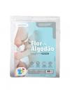 PROTETOR FLOR DE ALGODAO PARA BERCO IMP 70x130CM FIBRASCA 9758