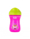 COPO EASY CUP 12M+ ROSA/VERDE OU LILAS/LARANJA CHICCO 00006961100000
