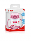 COPO DE TREINAMENTO NUK FIRST CHOICE 150ML BICO SILICONE TREND GIRLS ROSA PA7601-1G