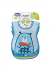 KIT 3 BABADORES EASY MEAL MENINO 6M+ CHICCO 00016301200000