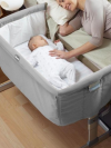 BERCO NEXT2ME LIGHT GREY CHICCO 05079339280000