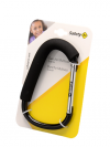 CLIP/GANCHO MULTIUSO GRANDE SAFETY 1ST BLACK IMP01451