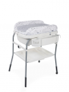 BANHEIRA CUDDLE & BUBBLE COOL GREY CHICCO 00079348190000