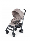 CARRINHO LITE WAY3 BASIC BB DARK BEIGE CHICCO 05079597340000